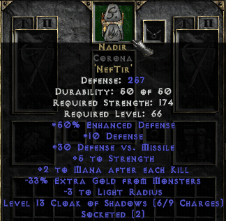 Nadir - Diablo Wiki