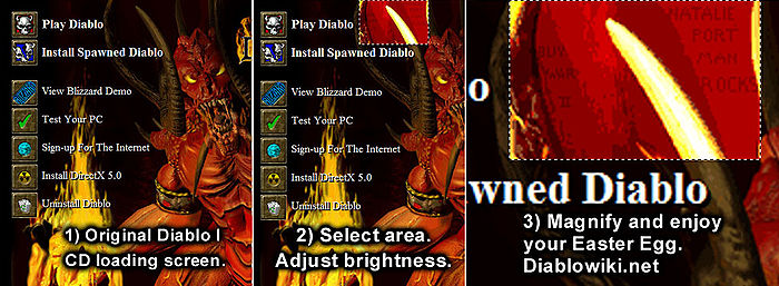 Diablo I Easter Eggs - Diablo Wiki